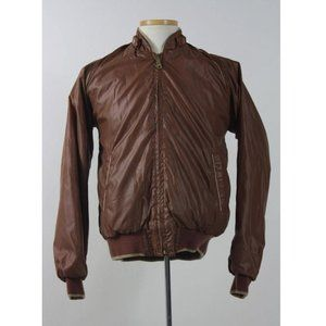 Vtg 70s/80s Sears Reversible Cafe Racer Jacket